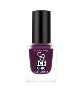 لاک ناخن گلدن رز مدل Ice Chic شماره 44