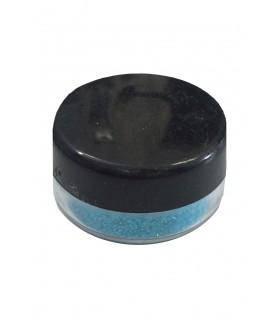 دیزاین شوگر ناخن اکلیلی آبی