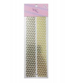 استیکر نواری سه بعدی ناخن YK-063