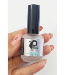 محلول ضد قارچ ناخن parfix با دست