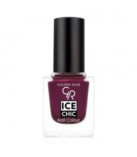 لاک ناخن گلدن رز مدل Ice Chic شماره 47