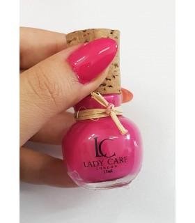 لاک ناخن Lady Care شماره 19 با دست