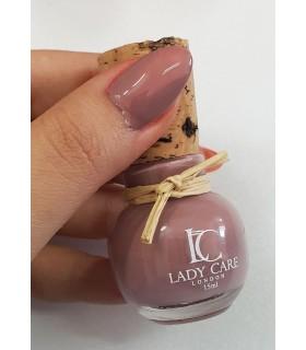 لاک ناخن Lady Care شماره 40 با دست
