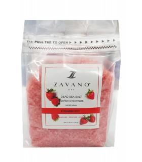 نمک دریایی ZAVANO عصاره توتفرنگی