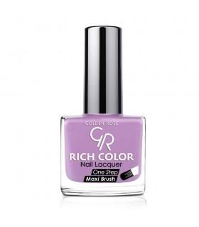 ناخن گلدن رز مدل Rich Color شماره 47