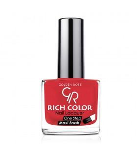 ناخن گلدن رز مدل Rich Color شماره 61