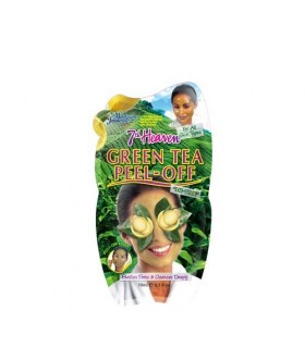 خرید ماسک صورت Peel-Off چای سبز مونته ژنه مدل 7th heaven حجم 10 میلی لیتر