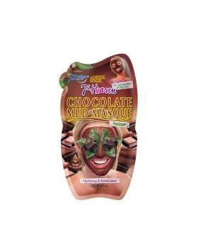 خرید-ماسک صورت کرمی حاوی شکلات مونته ژنه مدل 7th heaven حجم 20 گرم