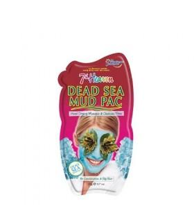 خرید ماسک صورت گل و جلبک دریایی مونته ژنه مدل 7th heaven حجم 20 گرم