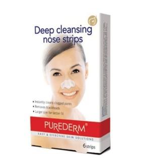 خرید چسب بینی Purederm پیوردرم پاک کننده قوی منافذ - 6 عدد
