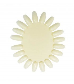 پالت طراحی ناخن سفید