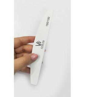 سوهان ناخن کاغذی ویکتوریا مدل دوطرفه 150/150
