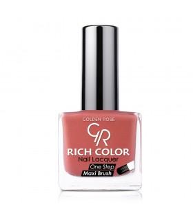 ناخن گلدن رز مدل Rich Color شماره 6