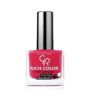 لاک ناخن گلدن رز مدل Rich Color شماره 7