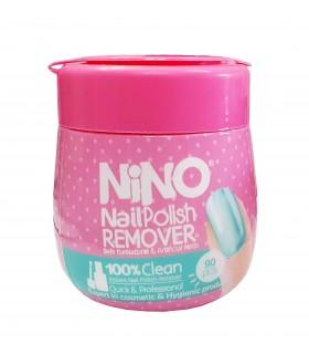 پد لاک پاک کن ۹۰ عددی Nino