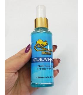 محلول کلینزر-پاک کننده ناخن Golden Bee دست