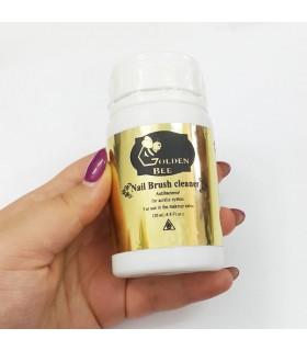 محلول قلم شور ۱۲۰ میل Golden bee دست