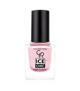 لاک ناخن گلدن رز مدل Ice Chic شماره 25