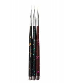 ست قلم طراحی 3 عددی
