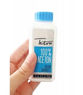 استون خالص ۱۰۰٪ خالص Tetra مدل ۱۲۰ میلی لیتری  دست
