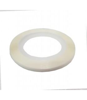 نوار طراحی ناخن سفید 2mm