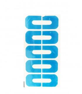 برچسب پیل آف آبی بسته ۱۰ عددی 1