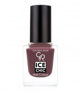 لاک ناخن گلدن رز مدل Ice Chic شماره 18