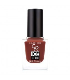 لاک ناخن گلدن رز مدل Ice Chic شماره 21