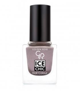 لاک ناخن گلدن رز مدل Ice Chic شماره 64