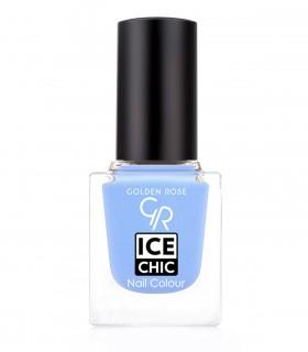 لاک ناخن گلدن رز مدل Ice Chic شماره 78