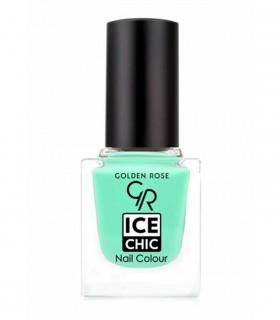 لاک ناخن گلدن رز مدل Ice Chic شماره 82