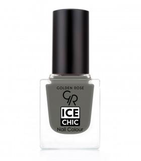 لاک ناخن گلدن رز مدل Ice Chic شماره 112