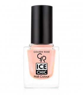 لاک ناخن گلدن رز مدل Ice Chic شماره 121