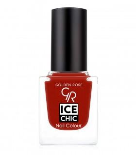 لاک ناخن گلدن رز مدل Ice Chic شماره 133