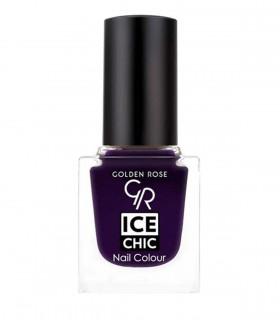لاک ناخن گلدن رز مدل Ice Chic شماره 52