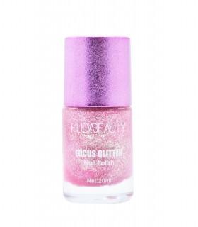 لاک ناخن هدی بیوتی مدل Glitter شماره 01
