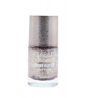لاک ناخن هدی بیوتی مدل Glitter شماره 02