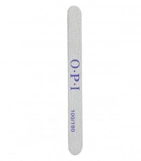 سوهان ناخن کاغذی OPI مدل دوطرفه 100/180 باریک